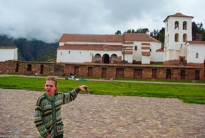 Sacred Valley & Lima April 2009