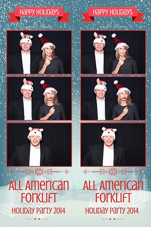 All American Forklift Holiday Party