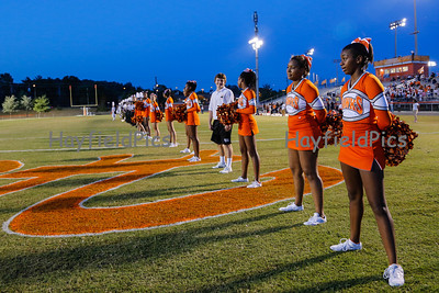 Cheerleaders Centreville 9/20/13