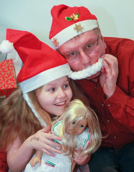 Christmas celebration - December 25, 2011