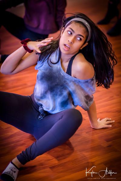 Dance Identity Class with Nitika Lohia