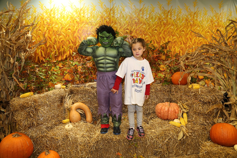 Halloween Parade in Lincoln Park 10-24-14