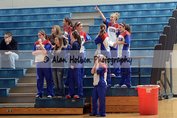 Girls Freshmen Basketball - Haslett at Mason - Feb 17