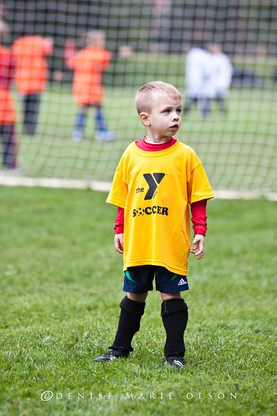September 17, 2011 - YMCA Youth Soccer