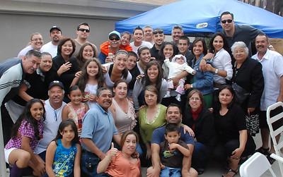 Familia Ortega Huezo