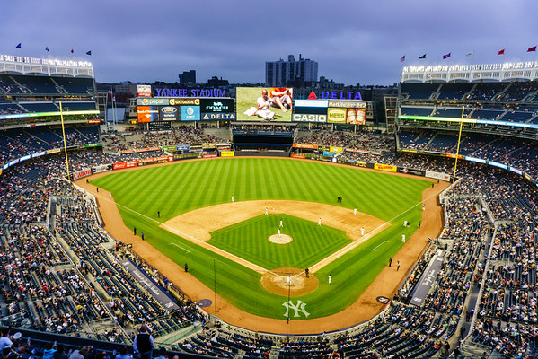 Yankees Stadium - MLB