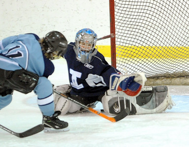 Feb 28, 2009 vs Alpena