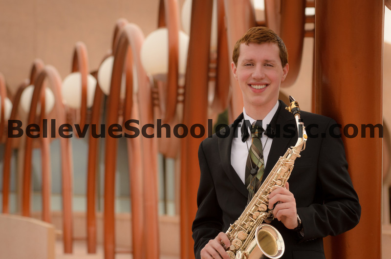 Andrew Nelson Finalist in the North American Saxophone Alliance Young Artist Competition 2012 Gammage Auditorium, Arizona State University
