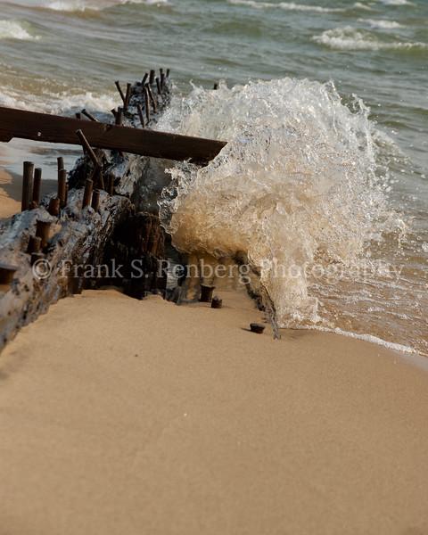 Contest Shipwreck Lake Michigan