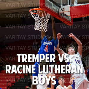 Lutheran vs. Tremper Boys