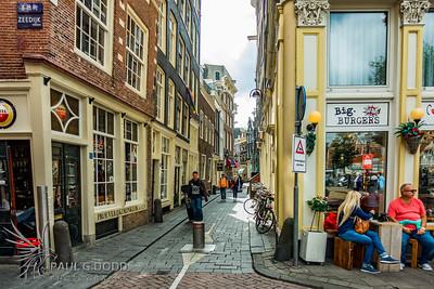 Amsterdam, Aug 2016