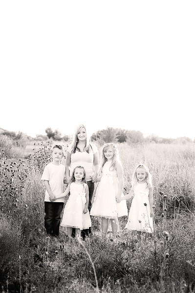 Melanie Winsor Family
