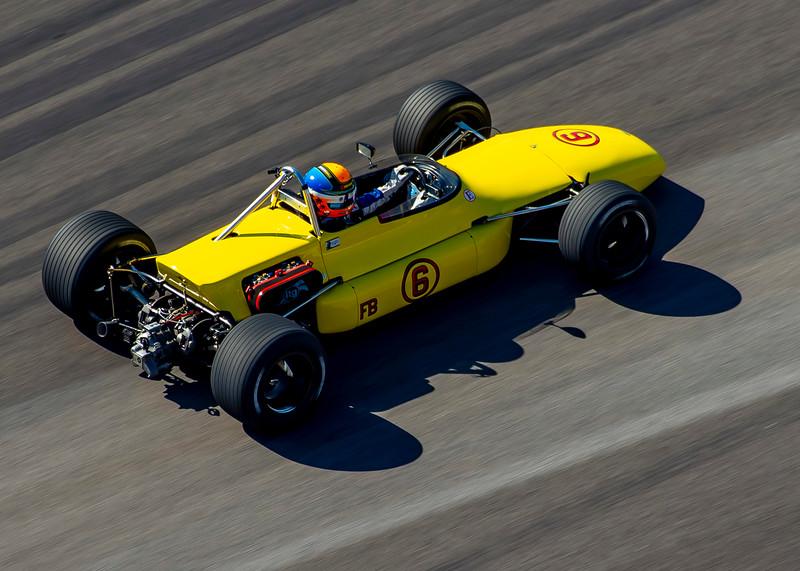 Matt Brabham, Brabham BT35 Formula B