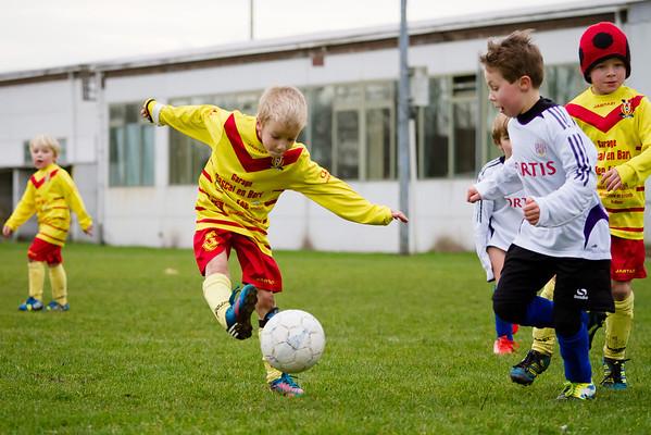 04/01/2014: Overmere B - FC Edeboys