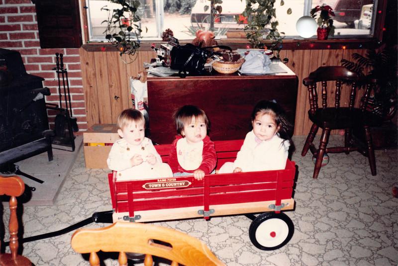 Liz, Josh, Alaya