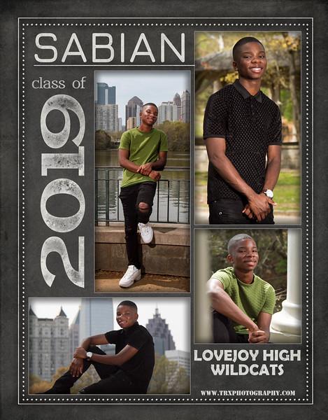 Sabian Senior Photos