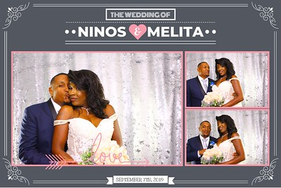 Ninos & Melita Wed 9/7/19