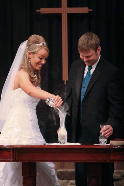 Steffanie & Daren Weding Ceremony