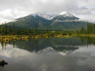 September 6 - Vermillion Lakes hike
