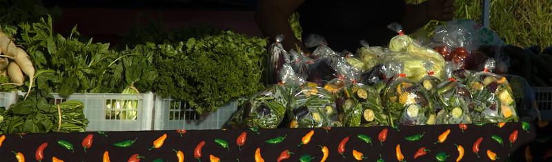 Vegetables Haleiwa's Farmers Market