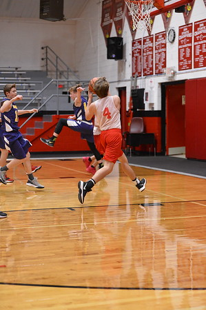 FWC Basketball MS 8th  12-14-2020