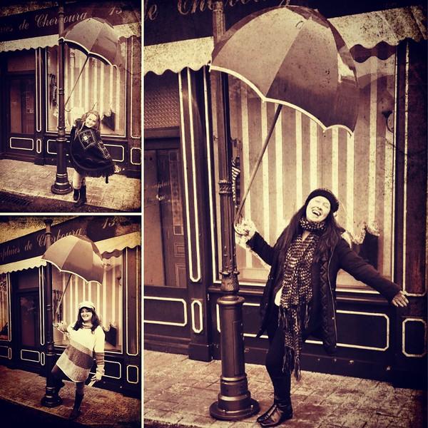 Singing in the Rain, Disneyland Paris