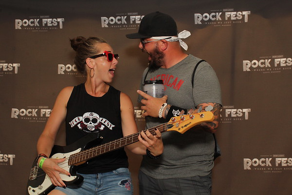 Rock Fest 2021 FRIDAY 7-16-21 GA TENT IMAGES