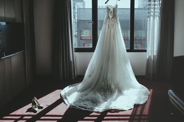 幸福瞬間  定結之喜   My Darling 寵愛妳的婚紗