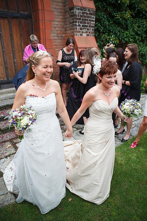 Mrs & Mrs Clifford-Turner