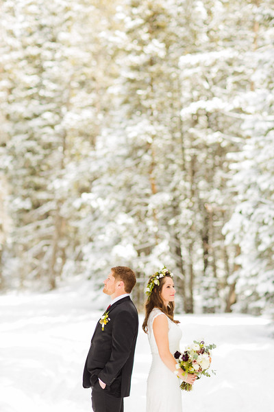 Carolyn & Erik - Breckenridge, CO