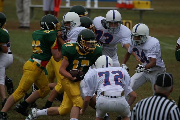 Football: FUMA vs Collegiate