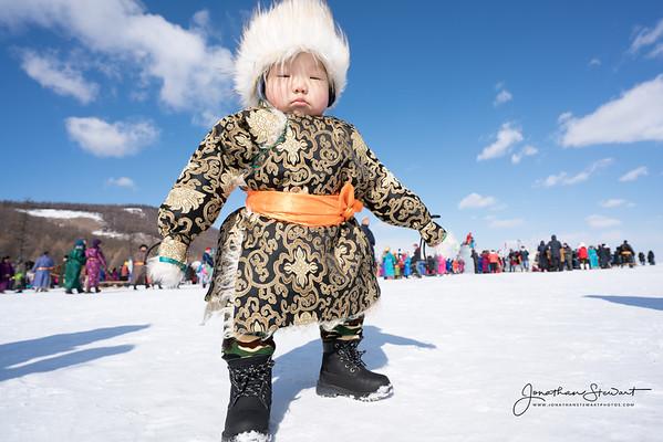 Mongolia Winter Festivals 2017
