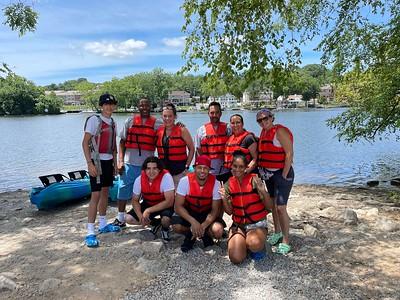 2021_06_25 Kayaking and Dinner at Silos