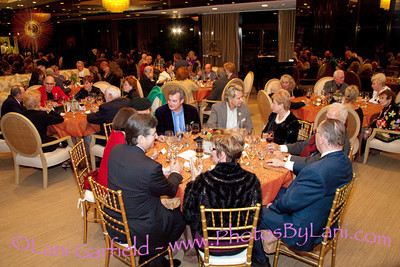 McCallum Founders Room Dinner with Grgich Hills Estate wines1/13/12