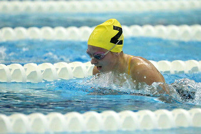 Zeeland Invitational - Girls Swimming