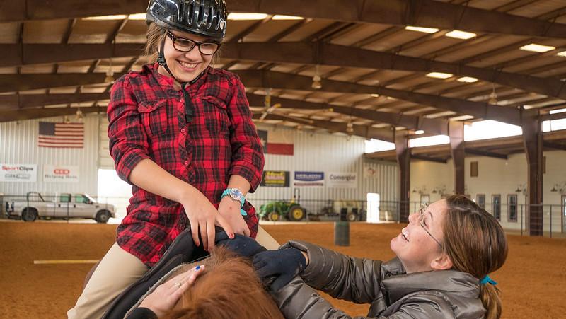 Riding is great fun!!