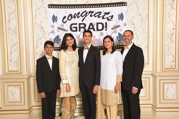 CONGRATULATIONS TO THE BHATTI FAMILY 2019 GRADUATION