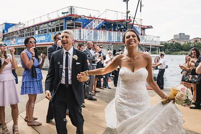 Gateway Clipper   Oakland   Liz + Rob   Wedding Photography