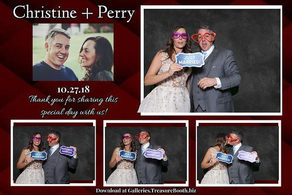 Christine & Perry