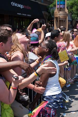 Chicago Gay Pride Parade 2012