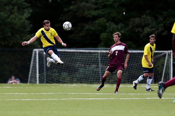 MCLA vs. Union in CIAO Soccer Classic-090713