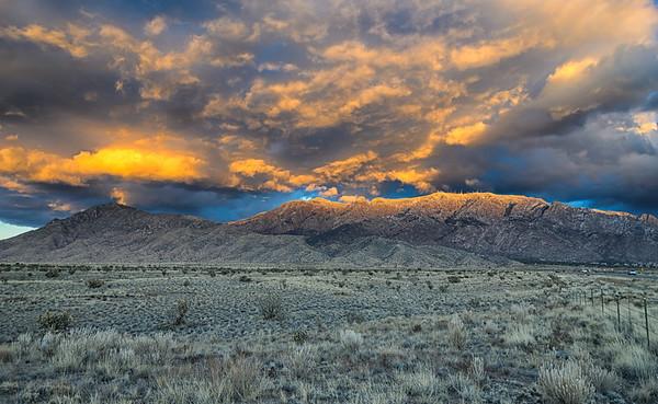 Sandia Mountains (Albuquerque, NM)