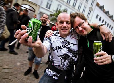 Metallica Warm-Up
