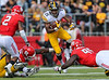 NCAA Football  2016:  Iowa Hawkeyes vs Rutgers Scarlet Knights Sep 24