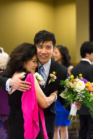 Tsai Wedding--Reception
