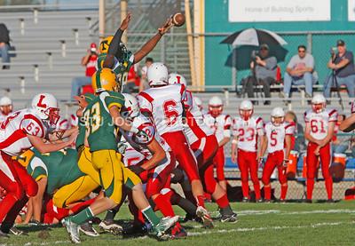 Sophomore vs Lodi