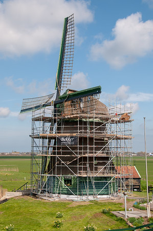Renovatie Grote Molen Schellinkhout