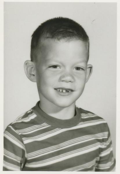 Jeff Kindergarten 1964-1965