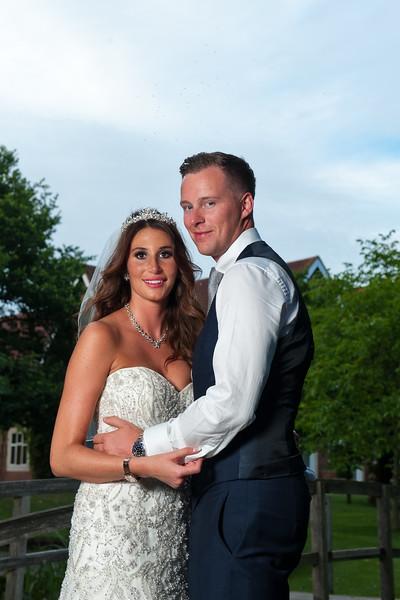 Cassandra & Edward's Wedding at Pontlands' Park