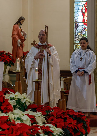 2018 Christmas Mass (Saint Rose of Lima, New Haven CT)